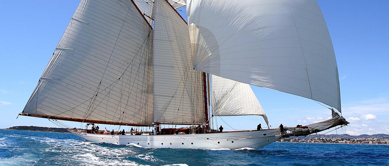 Mallorca Class, classic sail boat