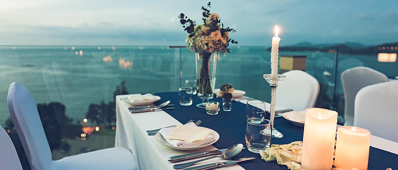 Mallorca Class, luxury restaurant